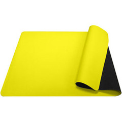 Blank Yellow Playmat