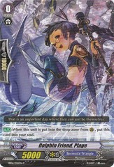 Dolphin Friend, Plage - EB06/026EN - C on Channel Fireball