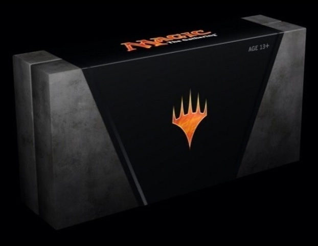 SDCC 2013 EXCLUSIVE M14 Black Planeswalkers Set