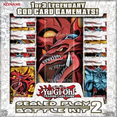 Yu-Gi-Oh Battle Pack #2 Sealed Play Battle Kit: Slifer