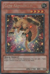 Gem-Armadillo - HA05-EN005 - Secret Rare - Unlimited Edition