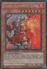Laval Judgment Lord - HA05-EN014 - Secret Rare - Unlimited Edition