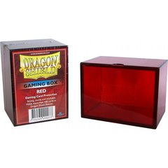 Dragon Shield: Gaming Box Red