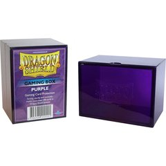 Dragon Shield: Deckbox - Purple