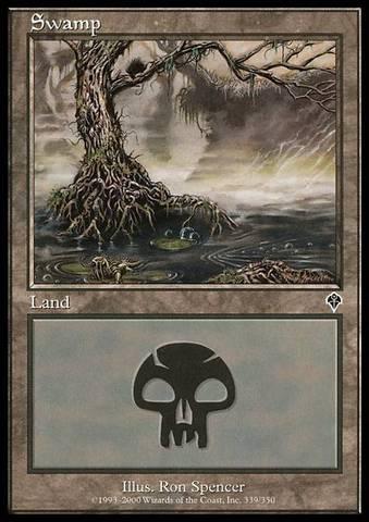 Swamp (339) - Foil