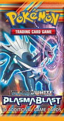 Pokemon Black & White BW10 Plasma Blast Booster Pack