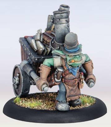 Gobber Tinker - Mercenary Minion Solo