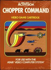 Chopper Command (Picture Label)