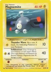 Magnemite - 53/102 - Common - Unlimited Edition