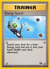 Energy Search - 59/62 - Common - Unlimited Edition on Channel Fireball