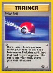 Poke Ball - 64/64 - Common - Unlimited Edition
