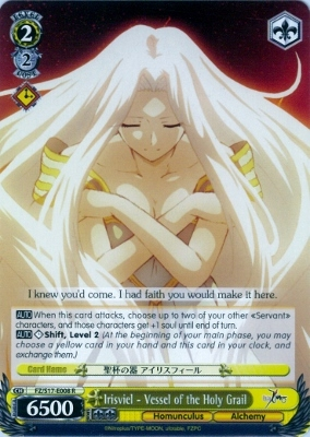Irisviel - Vessel of the Holy Grail - FZ/S17-E008 - R