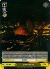 Demolition - FZ/S17-E026 - U