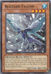 Blizzard Falcon - LTGY-EN012 - Common - Unlimited Edition