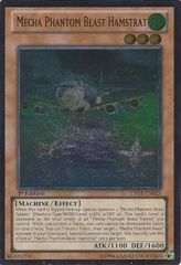 Mecha Phantom Beast Hamstrat - LTGY-EN025 - Ultimate Rare - Unlimited Edition