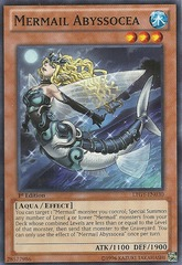 Mermail Abyssocea - LTGY-EN030 - Common - Unlimited Edition