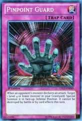Pinpoint Guard - LTGY-EN069 - Secret Rare - Unlimited Edition