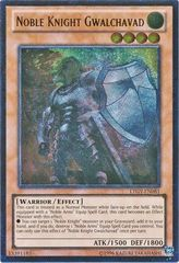 Noble Knight Gwalchavad - LTGY-EN081 - Ultimate Rare - Unlimited Edition