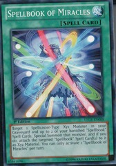 Spellbook of Miracles - LTGY-EN088 - Common - Unlimited Edition