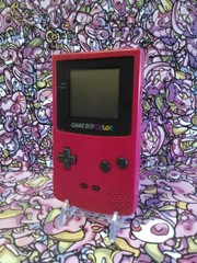 System: Game Boy Color - Berry