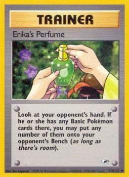 Erikas Perfume - 110/132 - Uncommon - Unlimited Edition