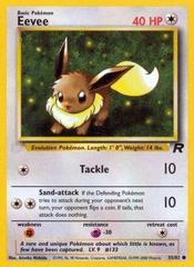 Eevee - 55/82 - Common - Unlimited Edition