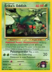 Erika's Oddish - 47/132 - Uncommon - Unlimited Edition
