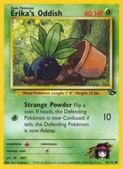 Erika's Oddish - 70/132 - Common - Unlimited Edition