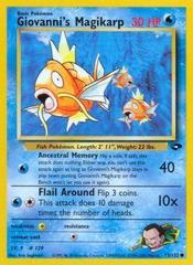 Giovanni's Magikarp - 73/132 - Common - Unlimited Edition