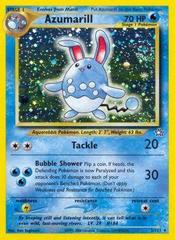 Azumarill - 2/111 - Holo Rare - Unlimited Edition
