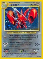 Scizor - 10/75 - Holo Rare - Unlimited Edition
