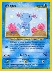 Wooper - 71/75 - Common - Unlimited Edition on Channel Fireball