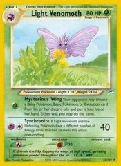 Light Venomoth - 53/105 - Uncommon - Unlimited Edition