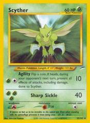 Scyther - 55/105 - Uncommon - Unlimited Edition