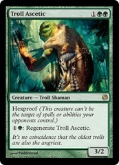 Troll Ascetic on Channel Fireball