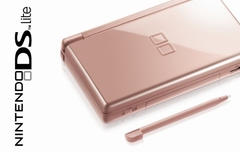 System: DS Lite Metallic Rose