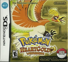 Pokemon Heartgold Version (No Pokewalker)