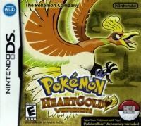 Pokemon HeartGold Version With Pokewalker