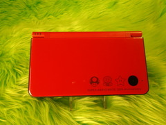 System: Nintendo DSi Xl Mario 25th Anniversary
