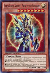 Black Luster Soldier - Envoy of the Beginning - CT10-EN005 - Super Rare - Limited Edition on Channel Fireball