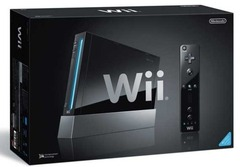 System: Nintendo Wii - Black