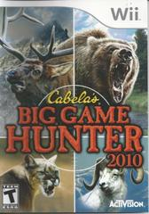Cabela's Big Game Hunter 2010 Game Only!
