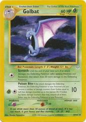 Golbat - 29/64 - Uncommon - Unlimited Edition