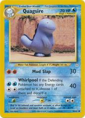 Quagsire - 48/64 - Common - Unlimited Edition