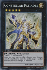 Constellar Pleiades - HA07-EN022 - Secret Rare - Unlimited Edition