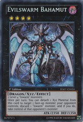 Evilswarm Bahamut - HA07-EN024 - Secret Rare - Unlimited Edition