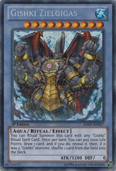 Gishki Zielgigas - HA07-EN057 - Secret Rare - Unlimited Edition