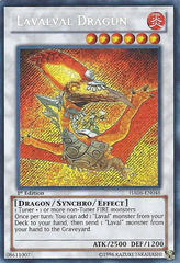 Lavalval Dragun - HA06-EN048 - Secret Rare - Unlimited Edition