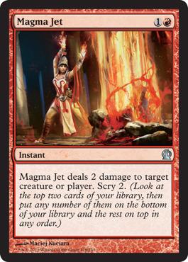 Magma Jet
