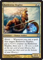 Battlewise Hoplite